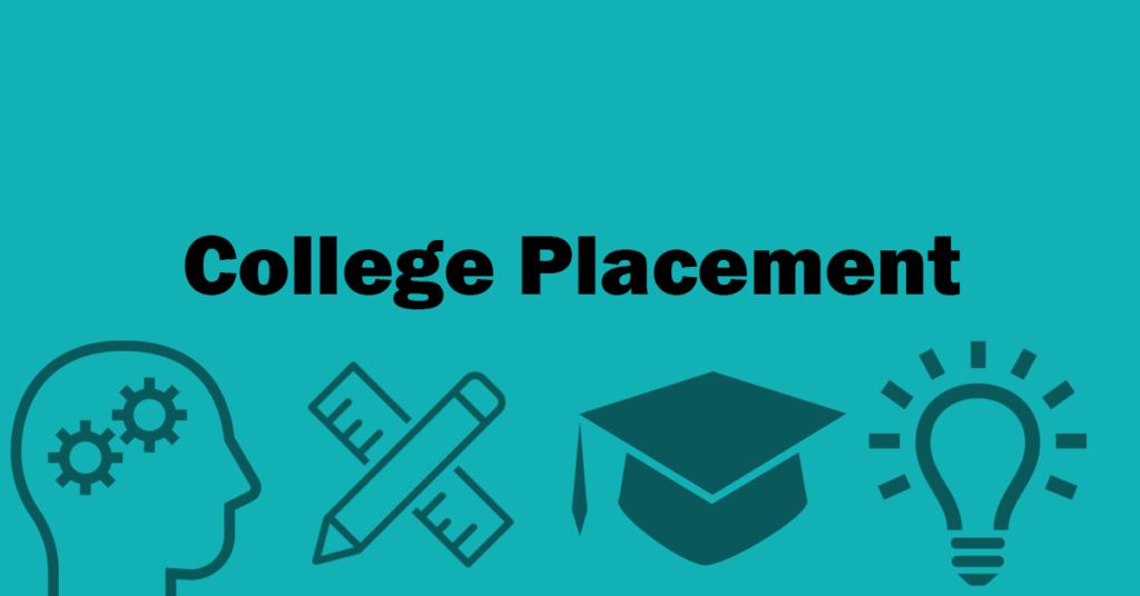 College placement at BWSIT