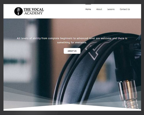 The Vocal Academy BWSIT Limited Web sole trader