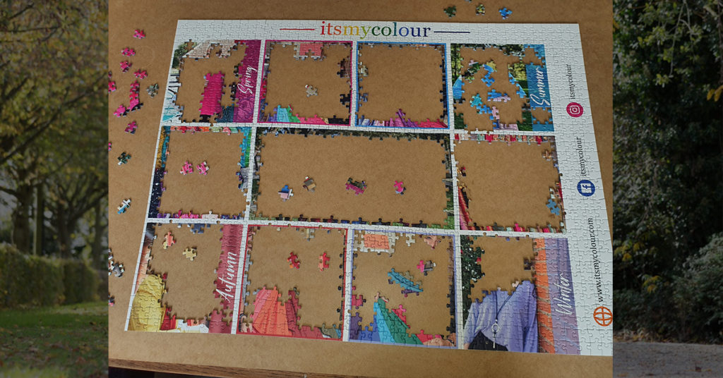 Take a closer look at our itsmycolour Jigsaw Puzzle