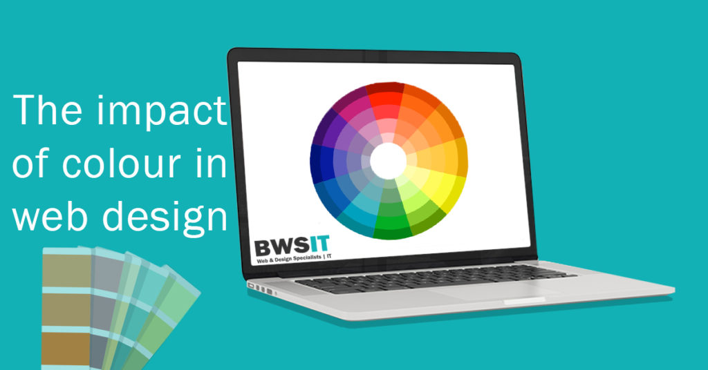 The impact of colour in web design